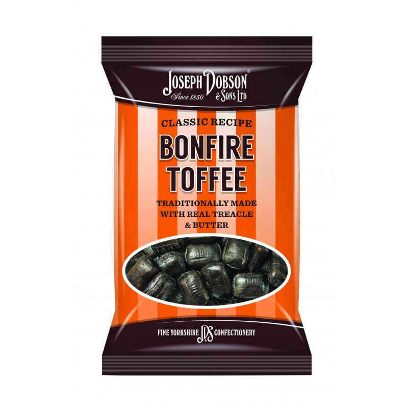 Bonfire Toffee 200g Standard Bag