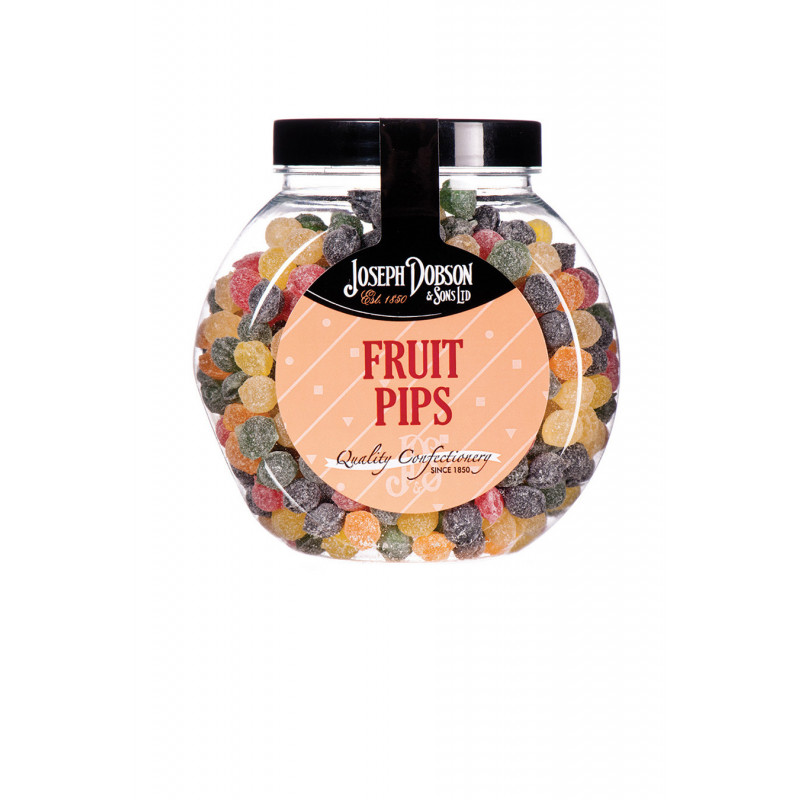 Fruit Pips 400g Small Jar