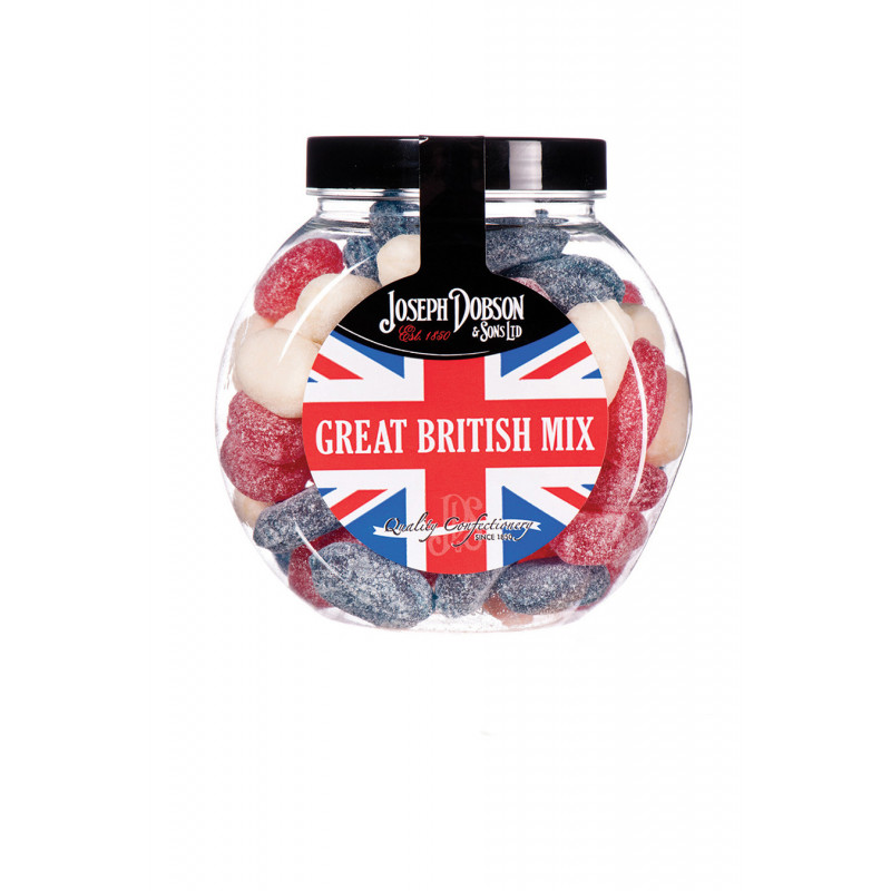 Great British Mix 400g Small Jar