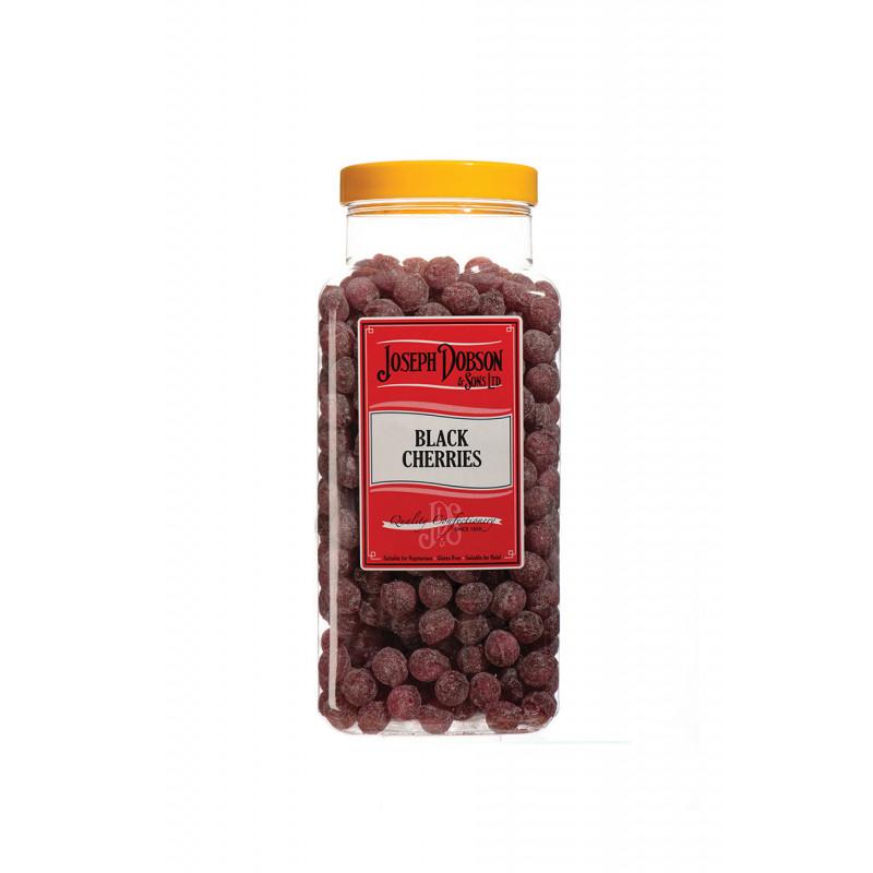 Black Cherries 2.72kg Large Jar