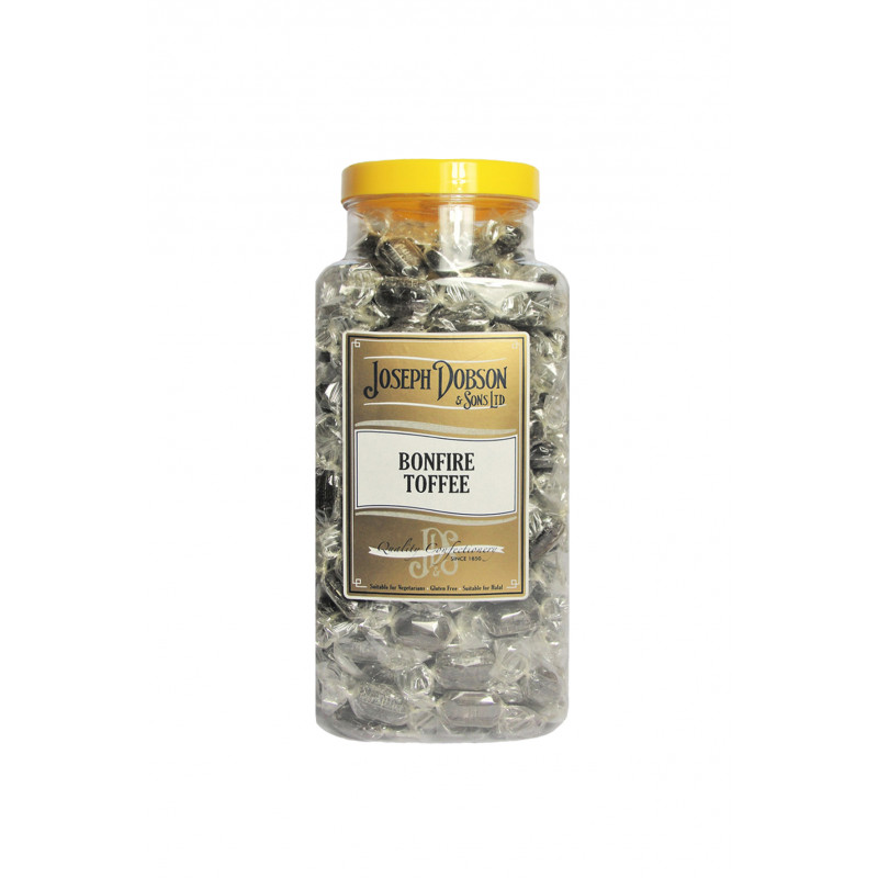 Bonfire Toffee 2.268kg Large Jar