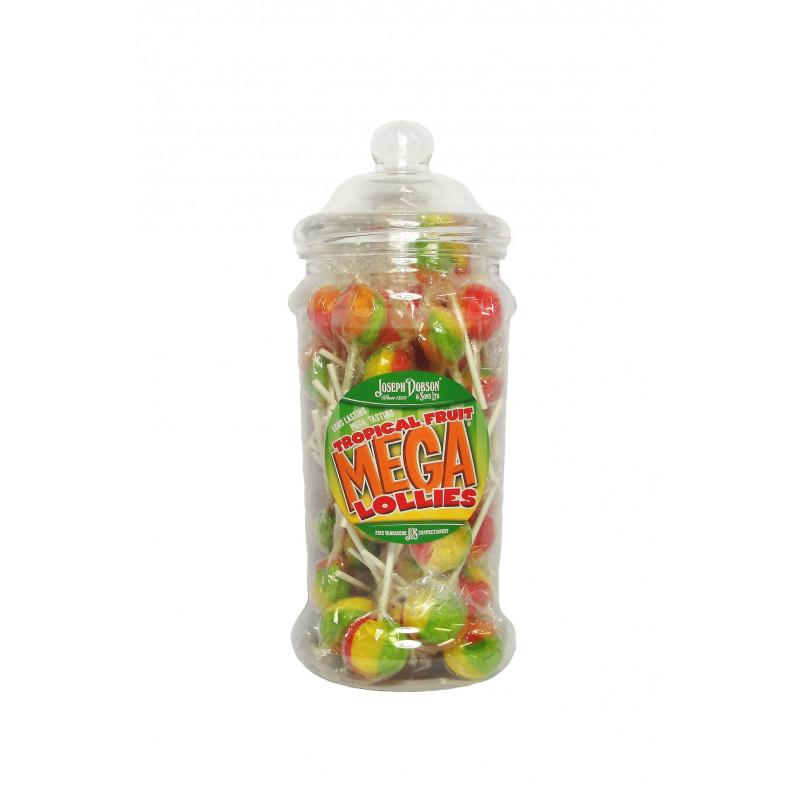 Tropical Fruit 1Kg Victorian Jar