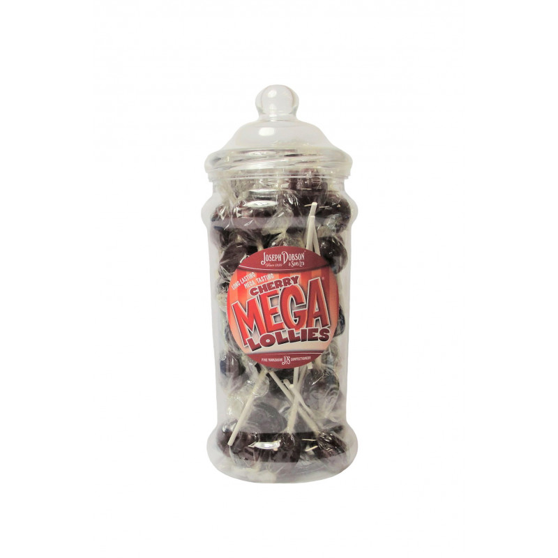 Cherry 1Kg Victorian Jar