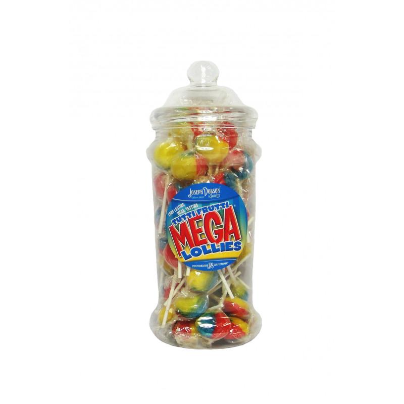 Tutti Frutti 1Kg Victorian Jar