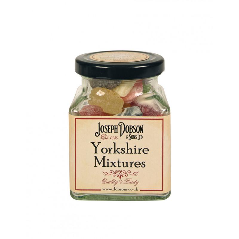 Yorkshire Mixtures 180g Glass Jar