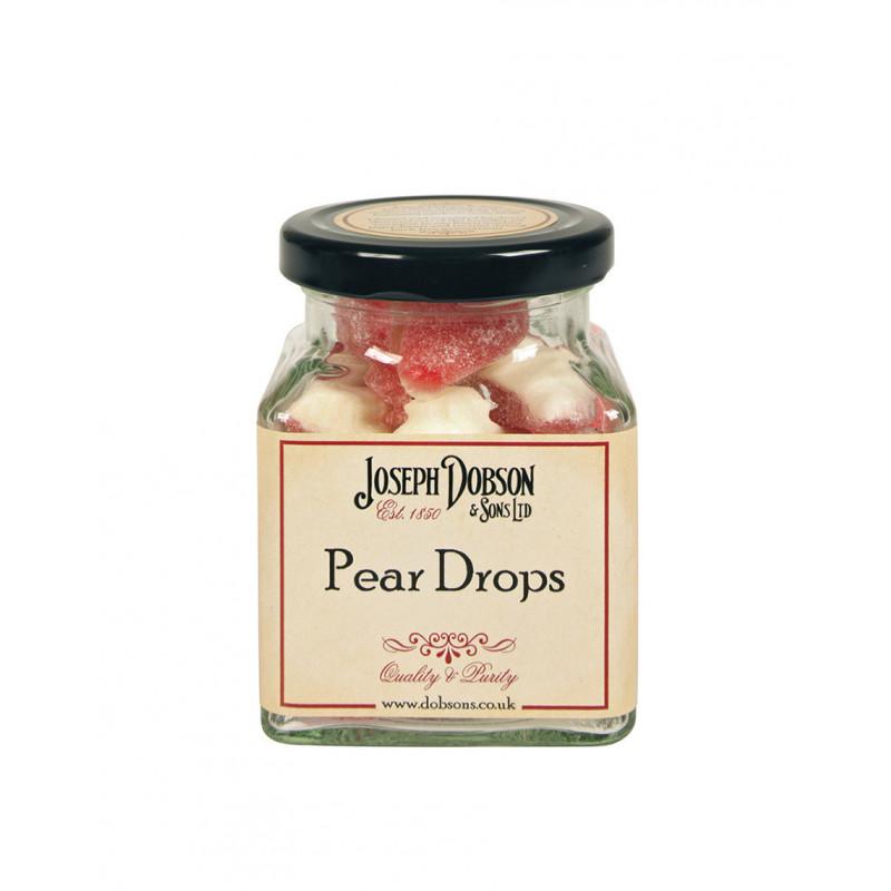 Pear Drops 180g Glass Jar