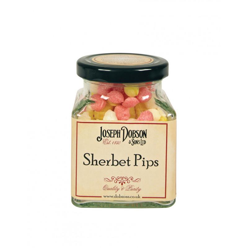 Sherbet Pips 180g Glass Jar