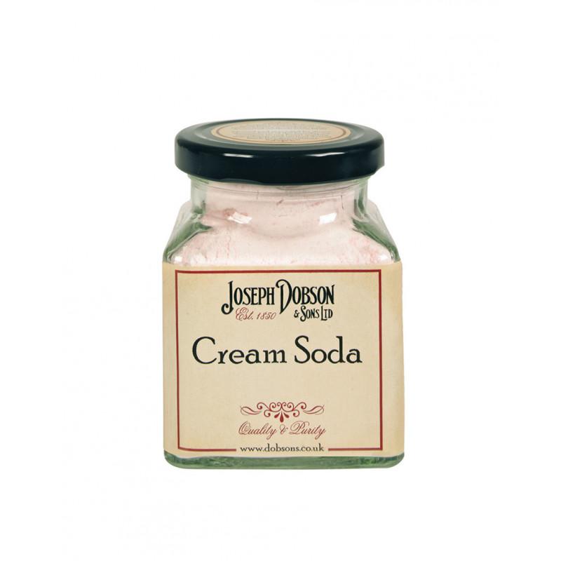 Cream Soda 160g Glass Jar