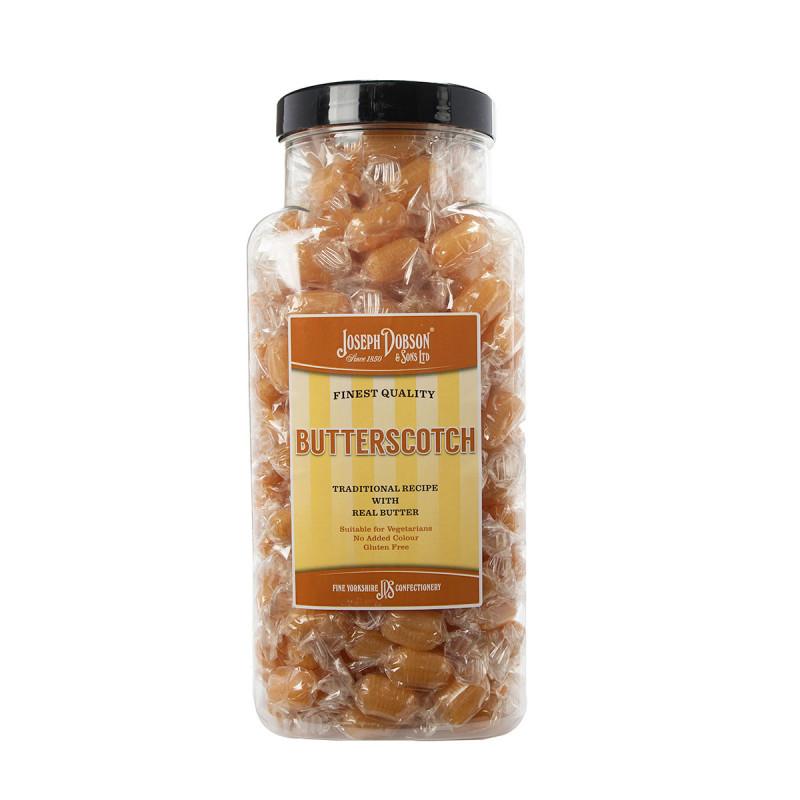Butterscotch 2.268kg Large Jar