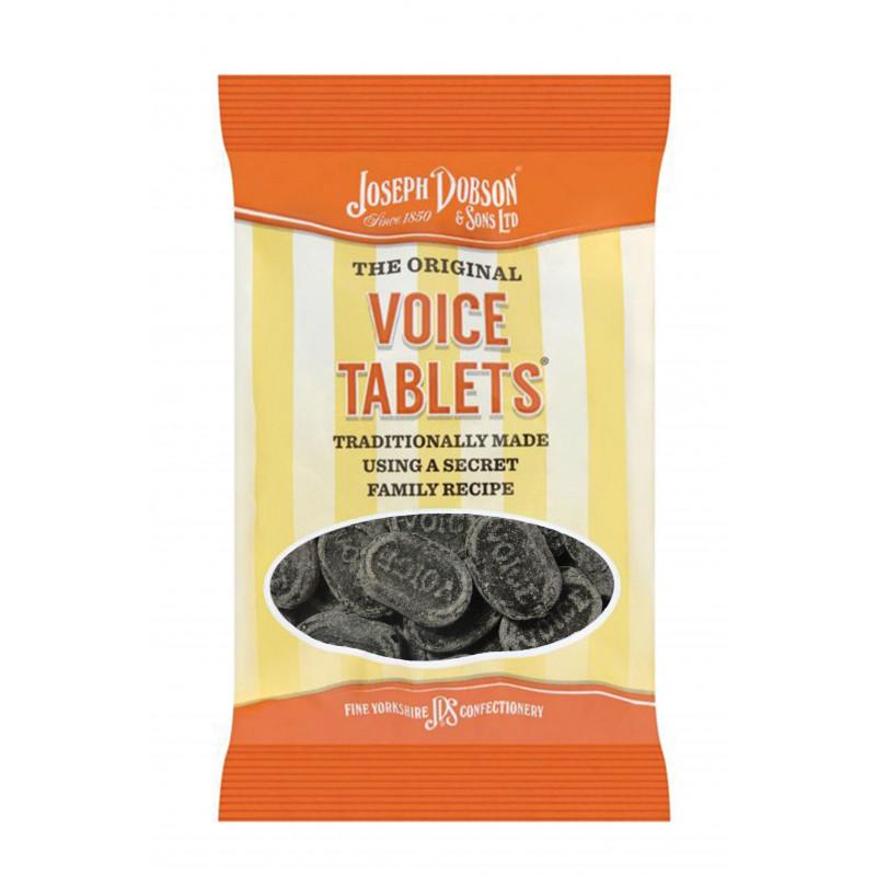 Voice Tablets 200g Standard Bag