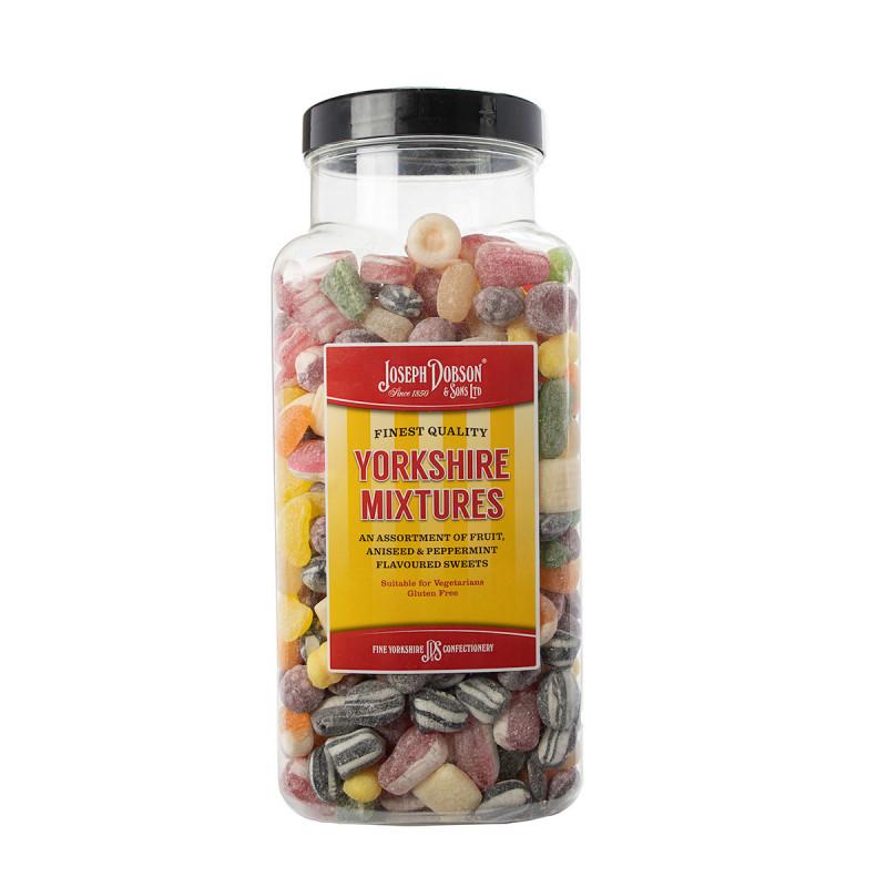 Yorkshire Mixtures 2.72kg Large Jar