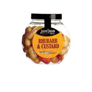 Rhubarb & Custard 400g Small Jar
