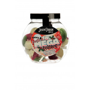 Festive 10 Lollies Per Jar