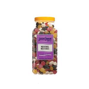 Menthol Mixtures 2.72kg Large Jar