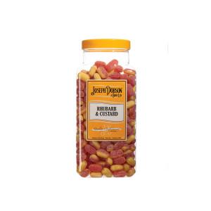 Rhubarb & Custard 2.72kg Large Jar