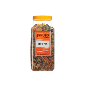 Fruit Pips 2.72kg Large Jar