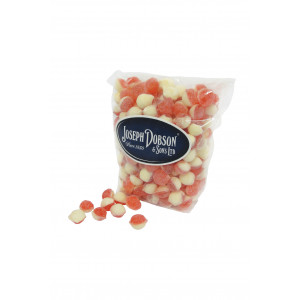 Strawberry & Cream Pips 200g Small Bag