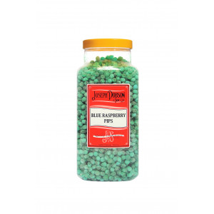 Blue Raspberry Pips 2.72Kg Large Jar