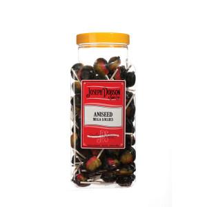 Aniseed 90 Lollies Per Jar