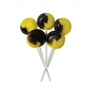 Banana Split 5 Lollies Per Bag