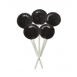 Blackcurrant 5 Lollies Per Bag