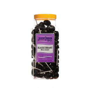 Blackcurrant 90 Lollies Per Jar