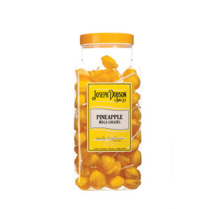 Pineapple 90 Lollies Per Jar