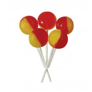 Rhubarb & Custard 5 Lollies Per Bag
