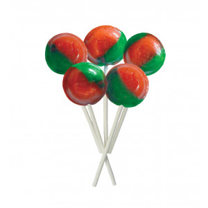 Spearmint 5 Lollies Per Bag