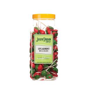Spearmint 90 Lollies Per Jar