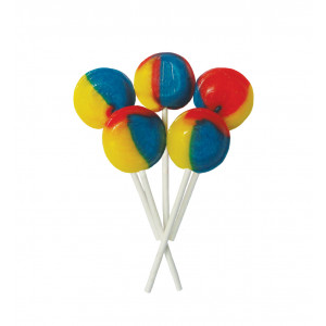 Tutti Frutti 5 Lollies Per Bag