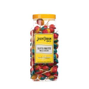 Tutti Frutti 90 Lollies Per Jar