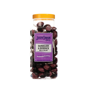 Dandelion & Burdock 90 Lollies Per Jar