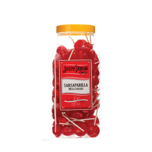 Sarsaparilla 90 Lollies Per Jar