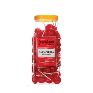 Sarsaparilla 90 Lollies Per Jar
