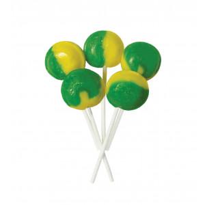 Lemon & Lime 5 Lollies Per Bag