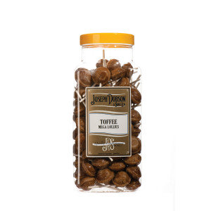 Toffee 90 Lollies Per Jar