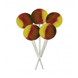 Bakewell Tart 5 Lollies Per Bag