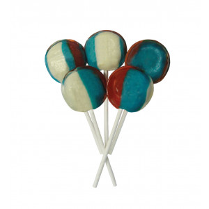 Iron Brew 5 Lollies Per Bag