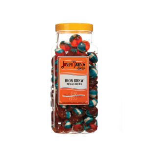 Iron Brew 90 Lollies Per Jar
