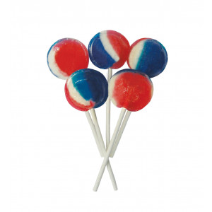 Great British 5 Lollies Per Bag