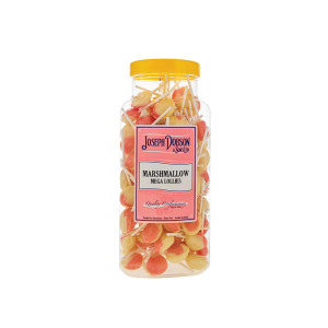 Marshmallow 90 Lollies Per Jar