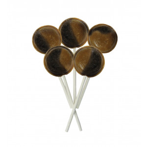 Peanut Butter 5 Lollies Per Bag