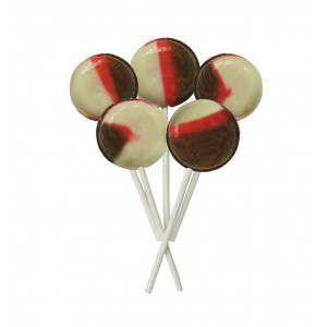 Neapolitan 5 Lollies Per Bag