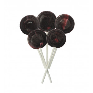 Grape 5 Lollies Per Bag