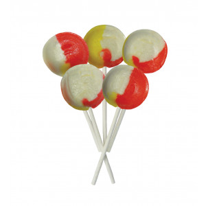 Sherbet Pip 5 Lollies Per Bag