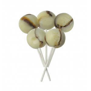 Salted Caramel 5 Lollies Per Bag
