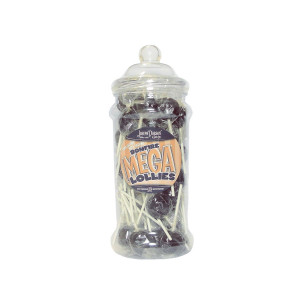 Bonfire Lollies 1Kg Victorian Jar