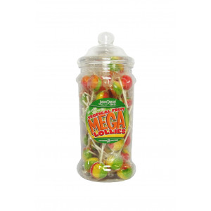 Tropical Fruit Lollies 1Kg Victorian Jar