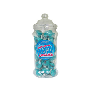 Bubblegum Lollies 1Kg Victorian Jar
